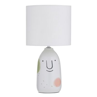 Teddy Ceramic Base Table Lamp