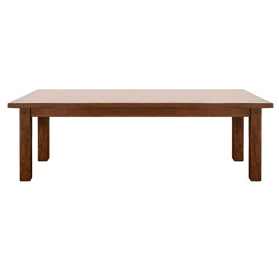 Rowdale Mountain Ash Timber Dining Table, 240cm