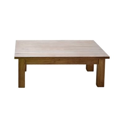 Yorkhad Mountain Ash Timber Coffee Table, 125cm