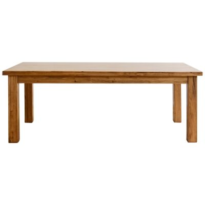 Yorkhad Mountain Ash Timber Dining Table, 210cm