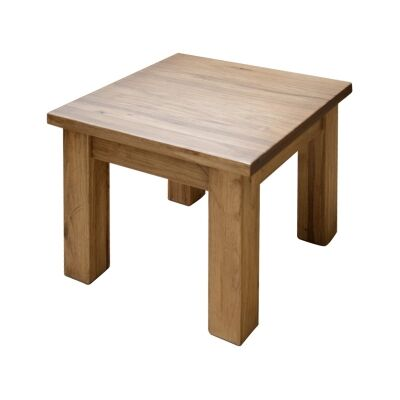 Yorkhad Mountain Ash Timber Lamp Table