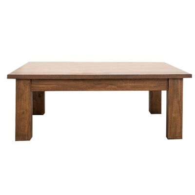 Huesca Mountain Ash Timber Coffee Table, 120cm