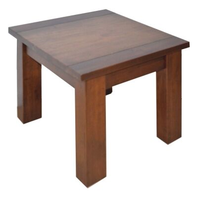 Huesca Mountain Ash Timber Lamp Table