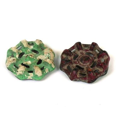 Set of 2 Resin Faucet Magnets