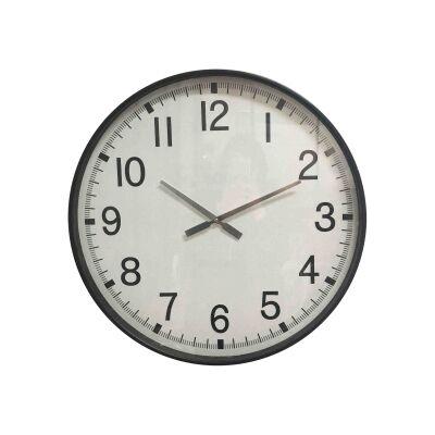 Hunter Metal Round Wall Clock, 60cm