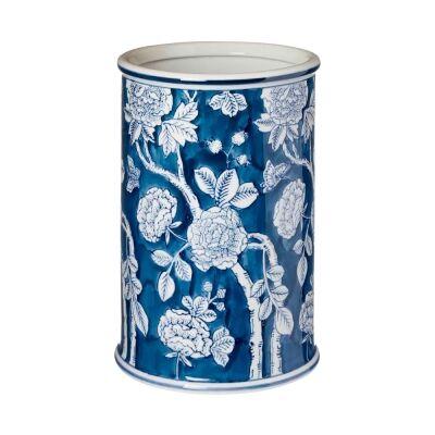 Camille Ceramic Cylinder Vase