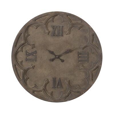Harmon Round Wall Clock, 79cm