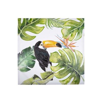 Bryant Stretched Canvas Wall Ar Print, Toucan A, 80cm