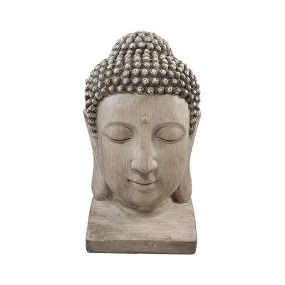 Tasnim Buddha Head Sculpture, Large