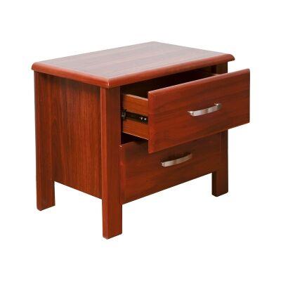 Darwin Jarrah Timber Bedside Table