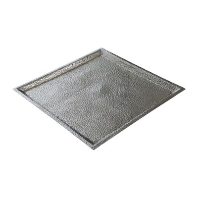 Cormier Hammered Metal Tray