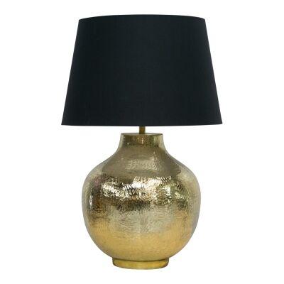 Perkins Aluminium Base Table Lamp