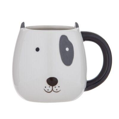 Sunnyhills Dolomite Mug, Dog