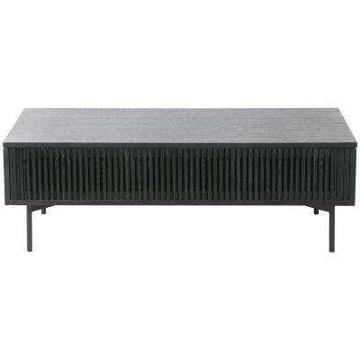 Segan Sliding Top Storage Coffee Table, 120cm