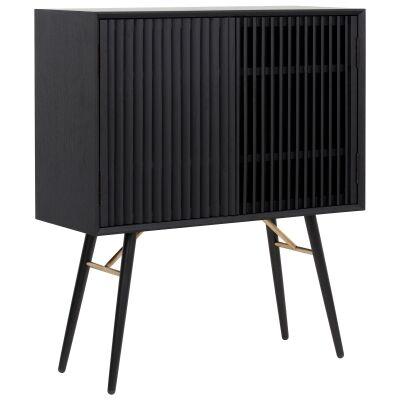 Aslog Commercial Grade 2 Door Side Cabinet, 90cm