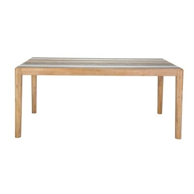Hobson Acacia Timber Dining Table, 210cm
