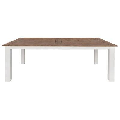 Clontarf Pine Timber Dining Table, 180cm