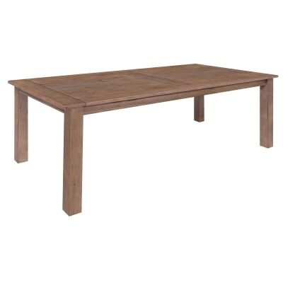 Griffin Pine Timber Dining Table, 210cm