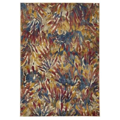 Dreamscape Memories Turkish Made Modern Rug, 290x200cm, Multi
