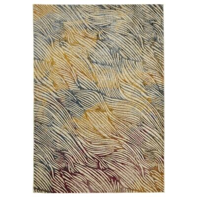 Dreamscape Surface Turkish Made Modern Rug, 330x240cm, Multi