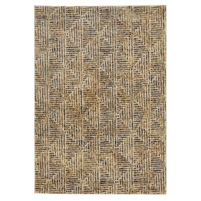 Dreamscape Movement Turkish Made Modern Rug, 230x160cm, Multi