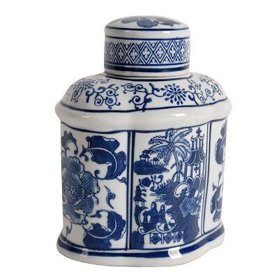 Emperor Ceramic Jar
