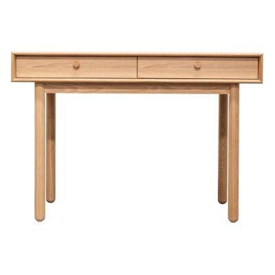 Kresten Wooden Console Table, 115cm, Oak