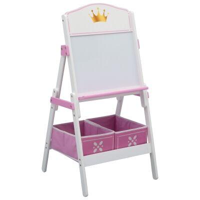 Delta Children Princess Crown Activity Easel with Storage