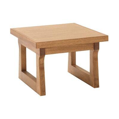Pinehurst Victoria Ash Timber Lamp Table