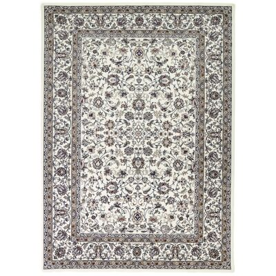 Dynasty Kaycee Oriental Rug, 330x240cm, Cream
