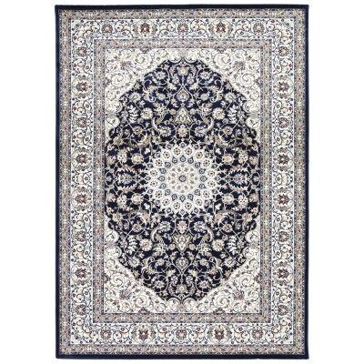 Dynasty Rae Oriental Rug, 330x240cm, Black