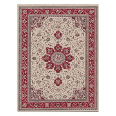 Shiraz Yasmine Oriental Rug, 200x290cm, Beige