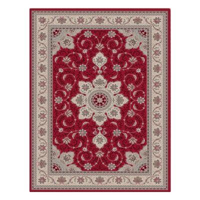 Shiraz Yasmine Oriental Rug, 80x150cm, Red