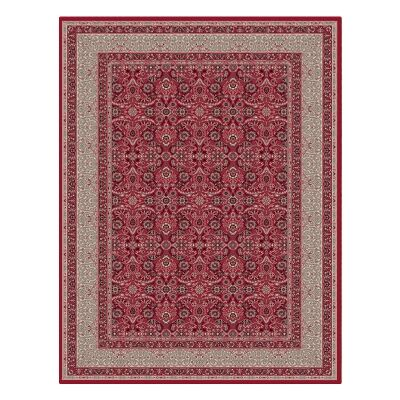 Shiraz Kyra Oriental Rug, 160x230cm, Red