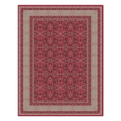 Shiraz Kyra Oriental Rug, 80x150cm, Red