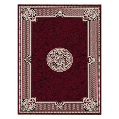 Shiraz Margaret Oriental Rug, 200x290cm, Red