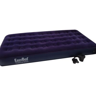 EasyBed Inflatable Airbed, Single / Twin
