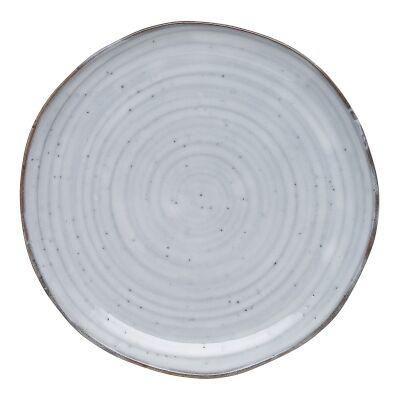 Ecology Ottawa Stoneware Dinner Plate, Orchid