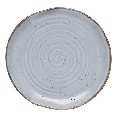 Ecology Ottawa Stoneware Side Plate, Orchid