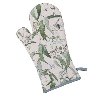 Ecology May Gibbs Gumnut Babies Cotton Oven Glove, Pink