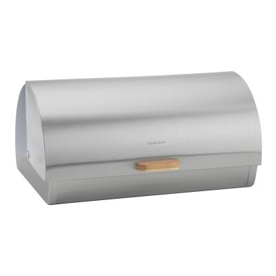 Ecology Provisions Stainless Steel Bread Bin