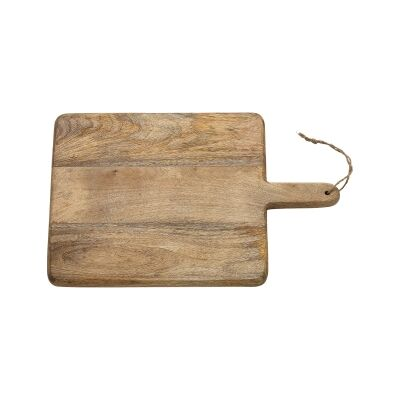 Ecology Arcadian Mango Wood Paddle Serving Board, Small