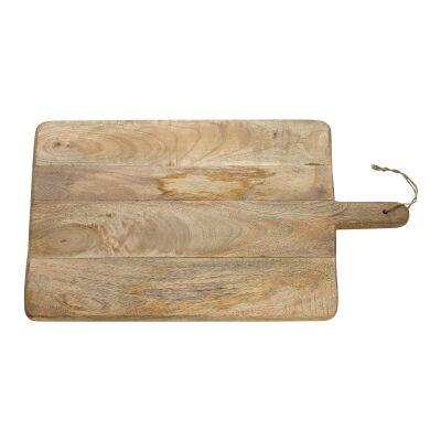 Ecology Arcadian Mango Wood Paddle Serving Board, Large