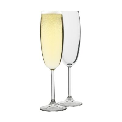Ecology Otto Champagne Glass, Set of 8