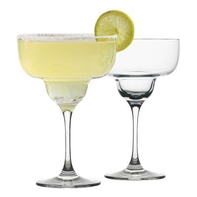 Ecology Classic Marguerita Glass, Set of 4