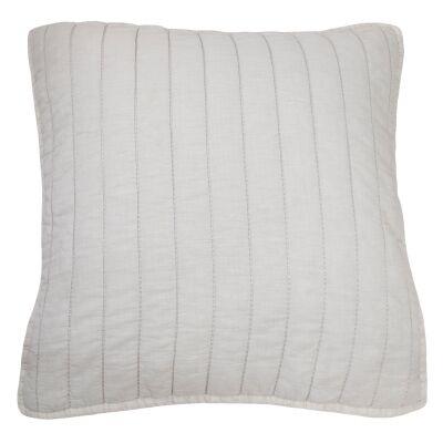 ED By Ellen Degeneres Marmont Cotton Euro Cushion, Oyster