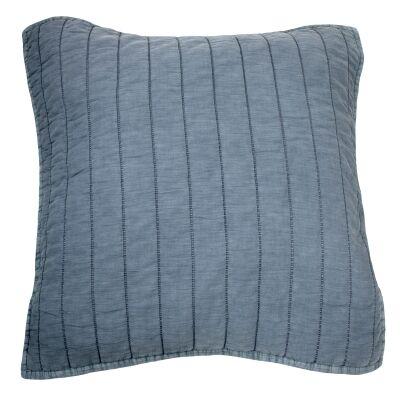 ED By Ellen Degeneres Marmont Cotton Euro Cushion, Storm