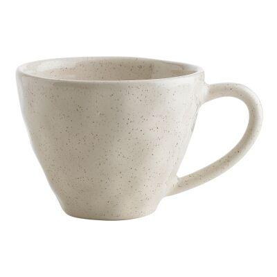 Ecology Speckle Stoneware Mug, Oatmeal