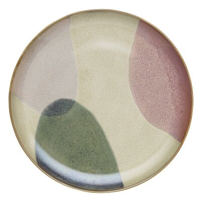 Ecology Canopy Stoneware Dinner Plate