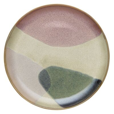Ecology Canopy Stoneware Side Plate